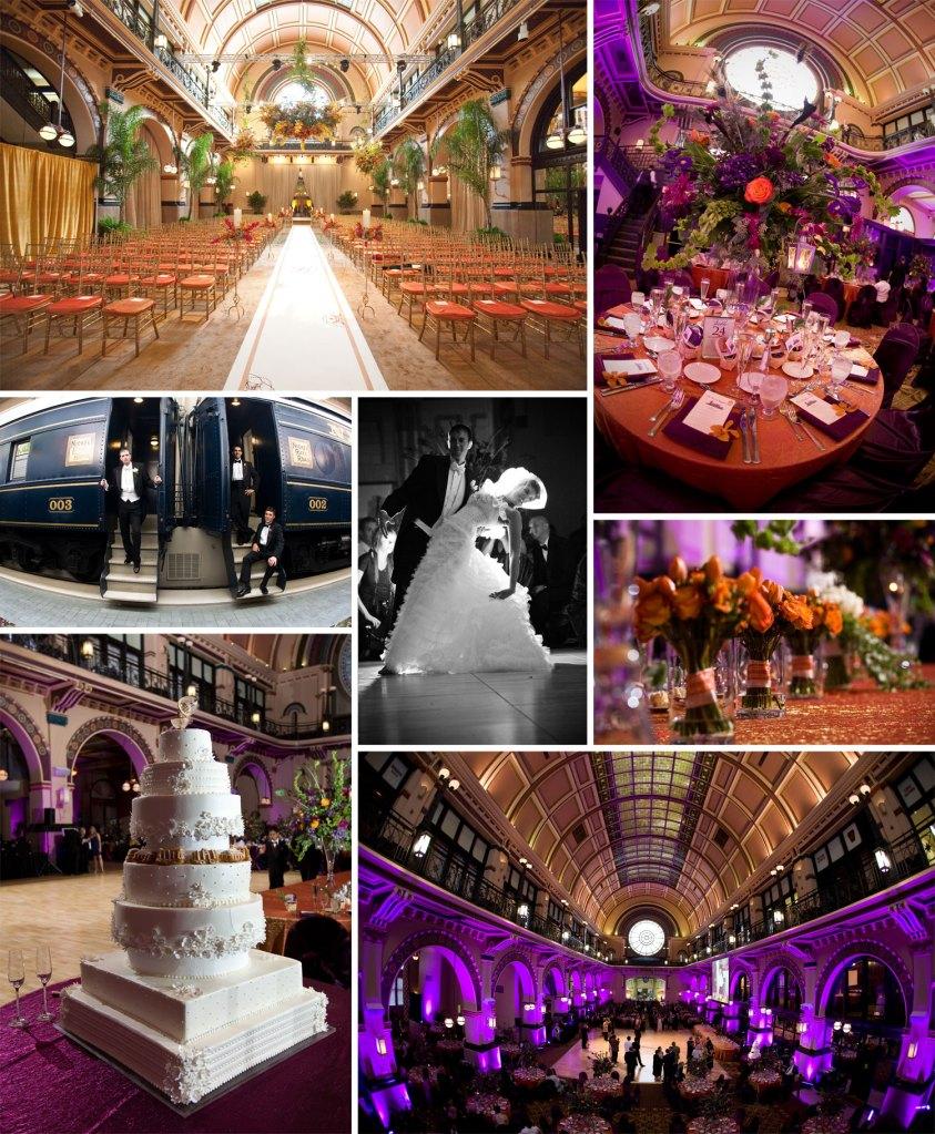 Union Station Wedding: Spotlight: Crowne Plaza At Historic Union Station