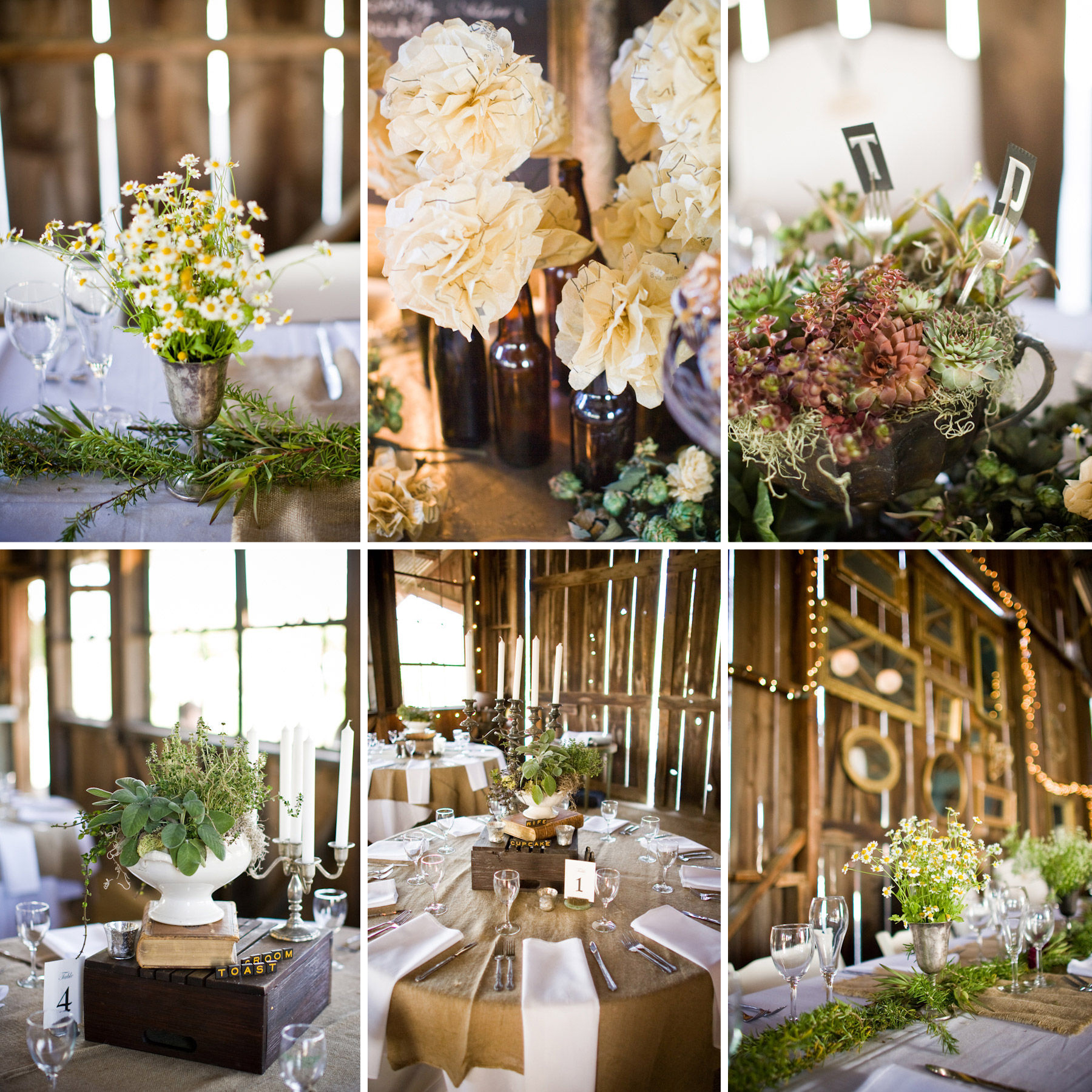 Country Wedding Ideas: Real Weddings: Chic Western Wedding